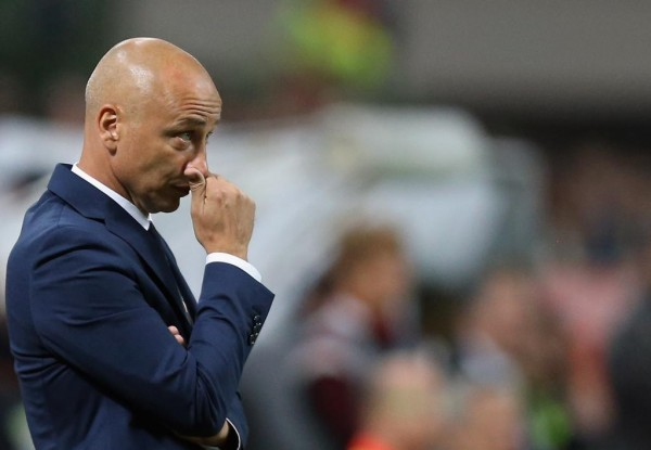 Eugenio Corini Dismissed as Chievo Boss. Image: Getty.