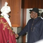 Jonathan, Emir Sanusi Meet, Iron Out Differences