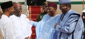 Sule Lamido's Somebody I Can Trust, Says Jonathan