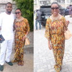 Koko And Chimaobi Step Out To Church Together