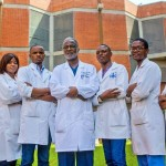 Meet The Medical Team That Saved Nigerians, Kept Ebola Away!