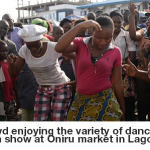 Music, dancing, prizes and more as the Jumia/MTN Connectivity truck rolls out in Ogun, Oyo and Lagos State