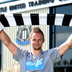 Newcastle's De Jong out for Further Months