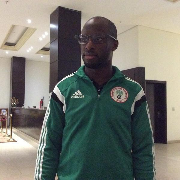 Omatsone Aluko Looking to Earn His Fourth Nigeria Cap Against Sudan. Image: Twitter @NGSuperEagles.