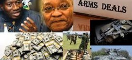 Arms Deal: South Africa Returns Nigeria's $15m