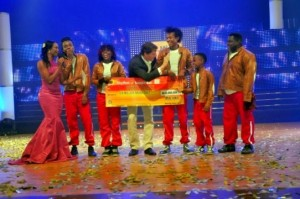 Did You Know That Burna Boy's Producer Is A Member Of 'Maltina Dance All 8' Winning Family
