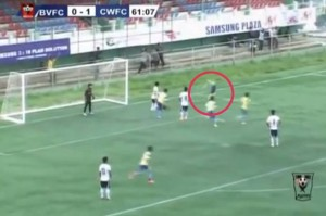 Footballer Dies after His Acrobatic Celebration Goes Wrong