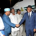 President Jonathan In Israel For Pilgrimage To Jerusalem