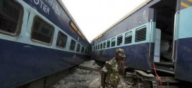 Fatal Head-on Train Collision Kills 12 In India
