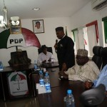 2015: PDP Gives Returning Governors Automatic Tickets