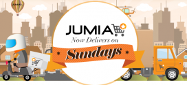 Jumia commences Sunday deliveries