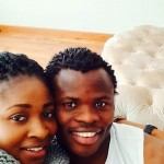 Who Knew Taye Taiwo Had Such A Beautiful Wife?! See Lovely Photos Of His Wife and Kids.