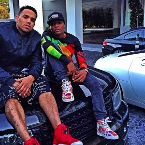 Wizkid Says He'll Drop Next Single Featuring Chris Brown Soon
