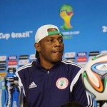 Keshi Back on Super Eagles Job