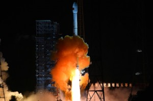 China becomes the first in almost four decades to return to Earth after travelling around the moon