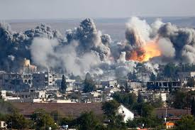 U.S.-Led Airstrikes Killed 865 People In Syria, Including 50 Civilians