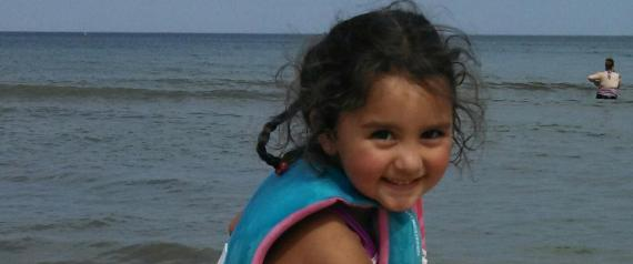 ... Heart Of 5-Year-Old Girl Fatally Shot While Sitting On Grandpa's Lap