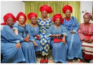 Have you met King Sunny Ade's lovely seven wives?!?