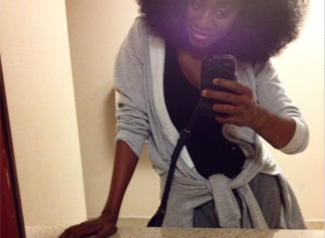 TY Bello shares photo after delivering baby twins