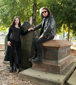 Meet the white couple that claim they are real vampires