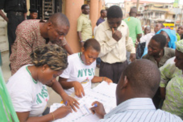 youth corpers inec