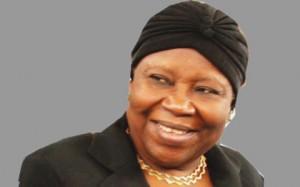 Chief Justice of Nigeria (CJN), Justice Aloma Mukhtar