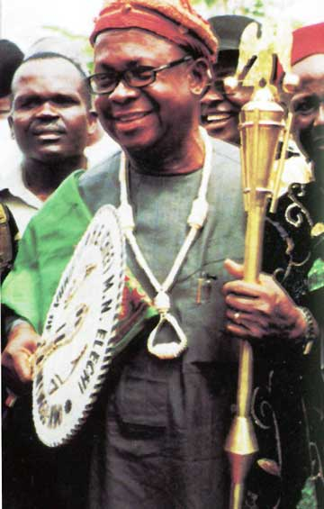 Ebonyi State Governor, Chief Martin Elechi