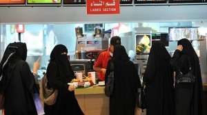 Saudi Shops Ordered To Build Walls Separating Men From Women