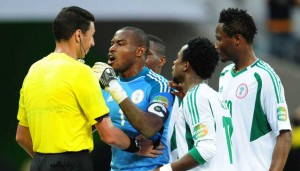CAF Dismisses Egyptian Ref Who Officiated Nigeria vs Zambia Match