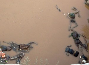 Floating Dead Bodies: Five LGAs Along Ezzu River Wary Of Looming Epidemic