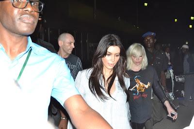 Kim Kardashian arrives Lagos Nigeria for Darey's LLAM concert (11)