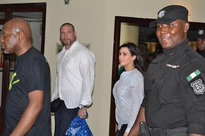 Kim Kardashian arrives Lagos Nigeria for Darey's LLAM concert (17)