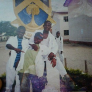 Can you identify Seyi Law in this picture?