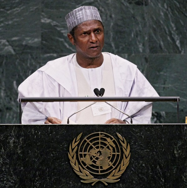 Umar Yar'Adua