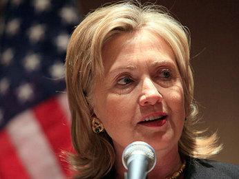 Hillary Clinton Quits