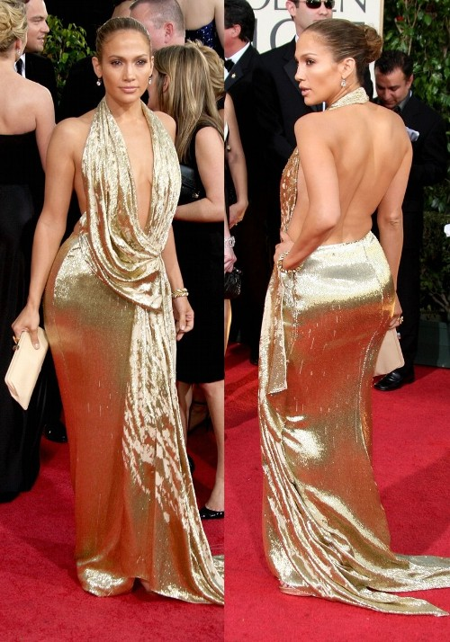 jennifer-lopez-backless-dress-and-bootylicious-at-the-golden-globes