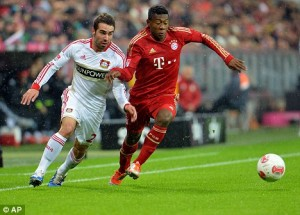 David Alaba: The Ideal Left Back The Super Eagles Will Never Have