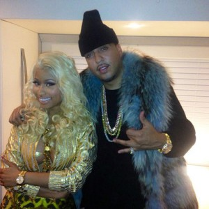 Dare To Bare: Nicki Minaj Takes Off Clothes In New Music Video