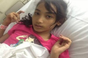 Father Of Girl Infected With HIV In A Botched Transfusion Slams Rumours About Her Death