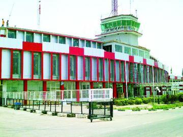 THE REMODELLED MALAM KANO INTERNATIONAL AIRPORT, KANO