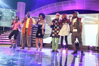 Top 6 contestants