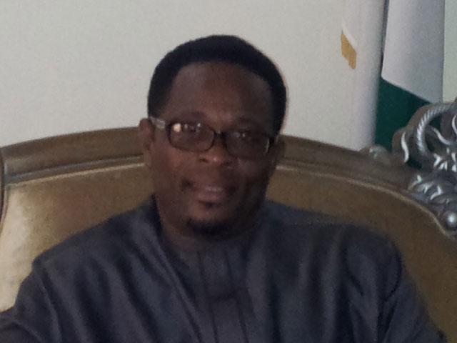 Imo State Deputy Governor Sir Jude Agbaso