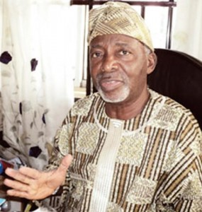 Fasehun Urges OPC Members To Defend Yoruba Interests