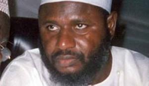 Deputy Senate Leader, Senator Abdul Ningi