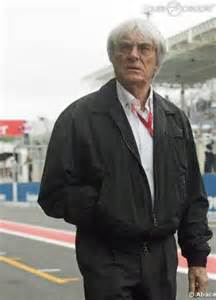 Formula One Supreme, Bernie Eccleston.