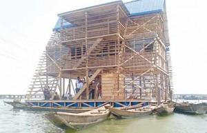 Floating-house, Makoko