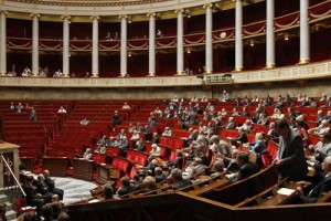 French Senate Debates Gay Marriage