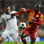 Galatasaray vs. Real Madrid.