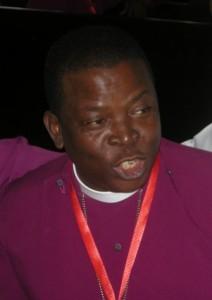 Most Rev. Nicholas Okoh