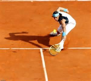 Clay King Rafael Nadal.